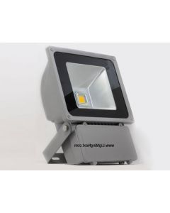 100W High Power Outdoor LED Flood Light, 500W Halogen Floodlight Replacement