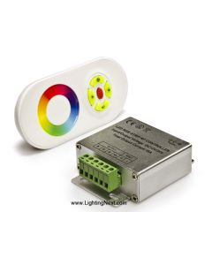 12V RF Touch Rainbow RGB LED Strip Controller