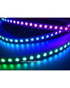 144/m SK6812 3535 Mini Digital RGB LED Strip, 7mm Wide, 1m, 5V