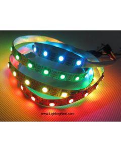 1M 60 WS2812B NeoPixel Digital RGB LED Light Strip, 5V input