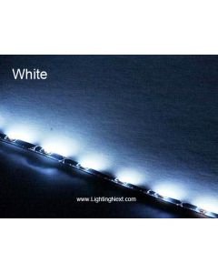 23.5 inches Side Glow Flexible LED Strip Lights For Headlights, Turn Signal Lights or Fog Lights