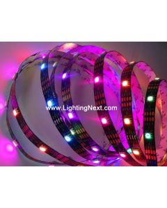 30 LED/m APA102 Digital Addressable RGB LED Strip, 5VDC, 5m/roll, Sold by Roll