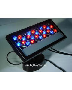 36 Watt Rectangular RGB DMX LED Wall Washer