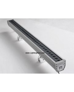 36W Single Color High Power Linear LED Wall Washer, R/G/B/Y/W Available