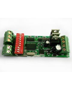3 Channel Easy DMX512 LED Controller (1 RGB Group)