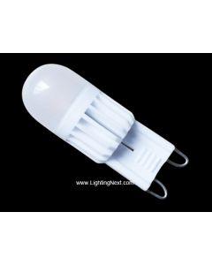 3W Ceramic G9 LED Crystal Lamp