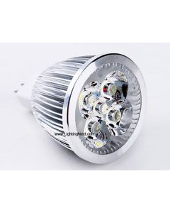 5 Watt High Power  MR16 (GX5.3) LED Replacement Bulb