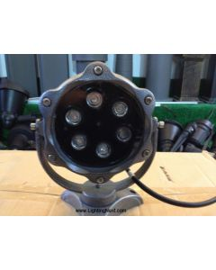 6 Watt Underwater LED Light, LED Pool Fountain Lighting