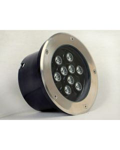 9W High Power In Ground Well Landscape Light