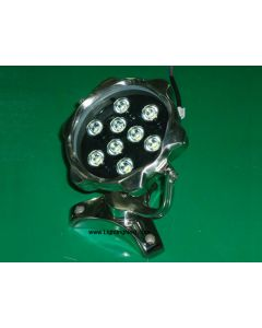 9W High Power Underwater LED Lighting, LED Pond Fountain Lamp