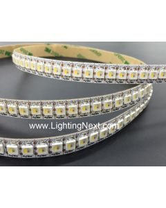 Bright 144 LED/m SK6812 Digital RGBW LED Strip, 1m, 5VDC