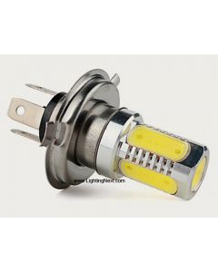 Bright H4 7.5W High Power LED H4 LED Headlight bulb