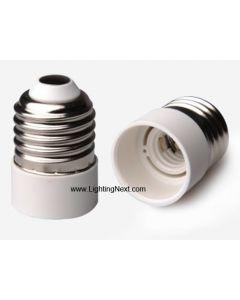 E27 to E14 Base Socket Adapter