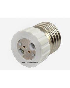 E27 Male to MR11, MR16, GX5.3, G4 Female Adapter Converter