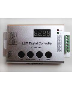 HX-LDC-A01-DMX Wireless LED Controller, Support TM1803, TM1804, TM1809 , TM1812, UCS1903 IC