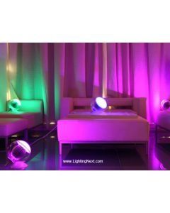 Livingcolors Translucent LED Lamp, Color Changing Mood Light