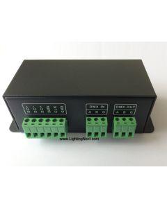 LPD8806 LED DMX SPI Decoder, Compatible with LPD8803, LPD8806, LPD8809, LPD8812 IC