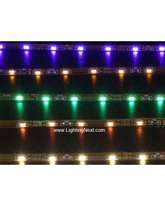 SMD 335 Side Emitting Flexible LED Strip, 16' Roll, 300/Reel, 12V DC
