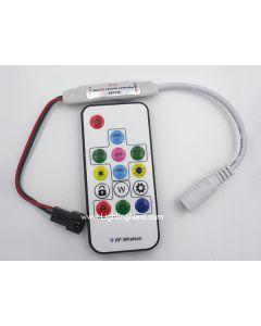 SP103E RF Digital RGBW Controller, Supporting SK6812, TM1814, UCS2912 RGBW Strips