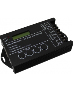 TC420 Programmable Time LED Controller, 5 Channels
