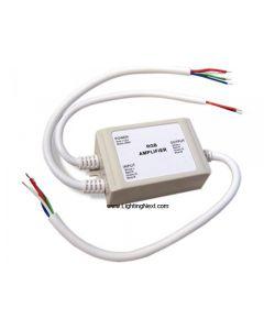 Waterproof RGB Strip Amplifier, 3CH, 4 Amp/CH