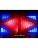 16*16 Pixel Flexible WS2812B Digital Addressable LED Matrix Sheet