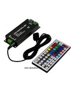 44-Keys RGB LED Controller with Infrared Remote