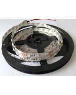 High Density 940nm Infrared LED Strip Light, 12V DC, 300 SMD5050 LEDs/roll, 5m/roll