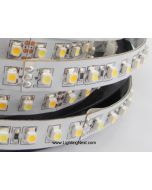 Variable Color Temperature SMD3528 LED Flexible Light Strip, 120LEDs/m