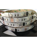 WS2801 Digital Intelligent RGB LED Strips, 12VDC, 5M, 12 WS2801 IC/M, 36 SMD5050/M