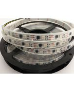WS2811 Digital Addressable RGB LED Strips, DC5V, 5M, 32 WS2811 IC/M, 32 SMD5050/M