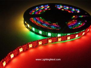 WS2812B Chip-built-in NeoPixel Digital RGB LED Strip, 4m/roll, Sold by Roll