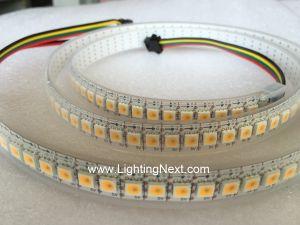 144 LED/m APA102 Warm White/Cool White Digital LED Strip, 1m, 5VDC