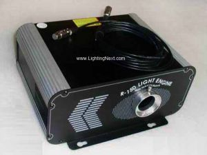 150 Watt DMX512 Metal Halide Fiber Optic Light Source
