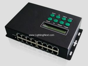 16 Channels LT-600 LED Lighting Control System, Supput 65536 Scale Grey Level