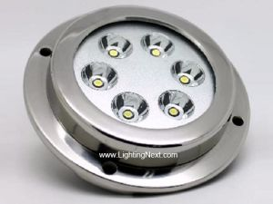18W Marine Underwater LED Lights for Boats