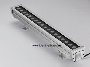 18W Single Color High Power LED Wall Washer Light, R/G/B/Y/W Available
