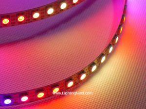 1M WS2812B Chip-Bulit-in Digital LED Strip Light, 74led/M, 5V DC