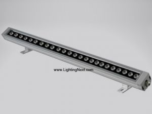 24W Single Color High Power LED Wall Washer Light, R/G/B/Y/W Available
