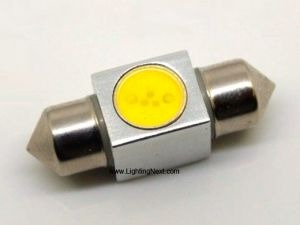 31mm 1W High Power LED Festoon Lamp
