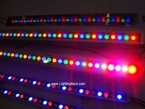 36 Watt DMX Linear LED Wall Washer Lighting