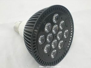 36 Watts PAR38 E27 Full Spectrum LED Aquarium Lamp