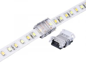 3 Pin Strip to Strip Connector for IP20/IP65 Dual Color and Digital Pixel Strip Light