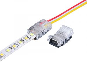 3 Pin Strip to Wire Conductor for IP65/IP20 Dual Color and Digital Pixel Strip Light