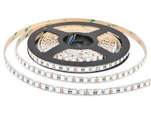 4040 RGB LED Strip, DC12V/24V, 120LEDs/m, 5M