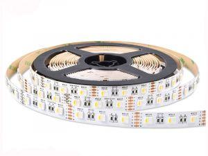 4 in 1 5050 RGBW LED Strip, DC12V/24V, 60LEDs/m, 5M