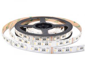 4 in 1 5050 RGBW LED Strip, DC24V, 72LEDs/m, 5M