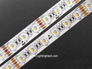 4 in 1 RGB + White/Warm White LED Strip Light, 60 LED/m, 5m, 12V/24V Available