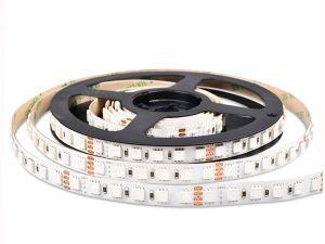 5050 RGB LED Strip, DC24V, 96LEDs/m, 5M