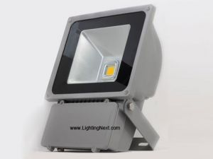 70W Outdoor LED Flood Light Fixture, Replace 400W Halogen Floodlight